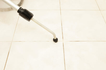 tile cleaning and sealing
