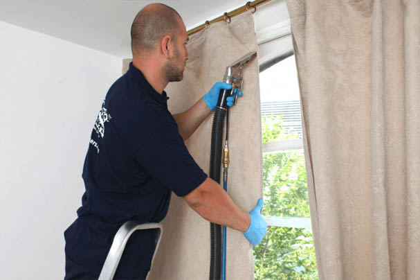 curtain cleaning Aliso Viejo